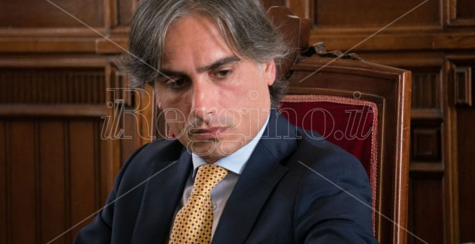 Elezioni Reggio Calabria, Falcomatà: «Sono disponibile al confronto, il contributo dei sindacati è fondamentale»
