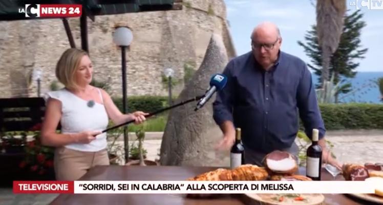 Storia, mare, sapori: Sorridi sei in Calabria fa tappa a Melissa