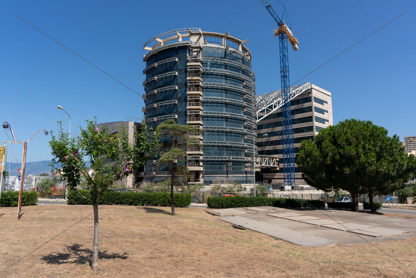 Reggio Calabria, palazzo di giustizia: interdittiva per la ditta di costruzione Passarelli Spa