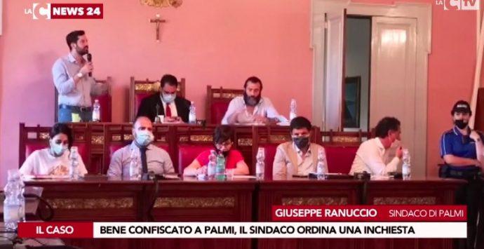 Beni confiscati a Palmi, il sindaco ordina una verifica su un centro di formazione