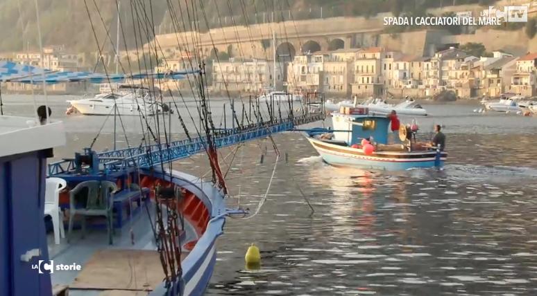 I cacciatori di pesce spada, l'antica arte della pesca in Calabria