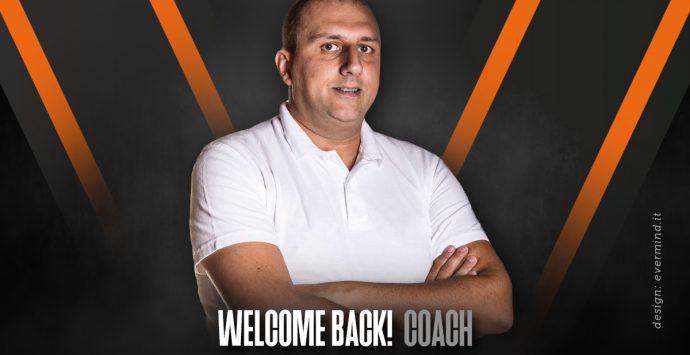 Basket, Viola: l'allenatore per la stagione 2020/21 sarà Domenico Bolignano