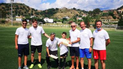 Reggio Calabria, calcio: successo per il primo stage per portieri organizzato da Antonio Liuzzo