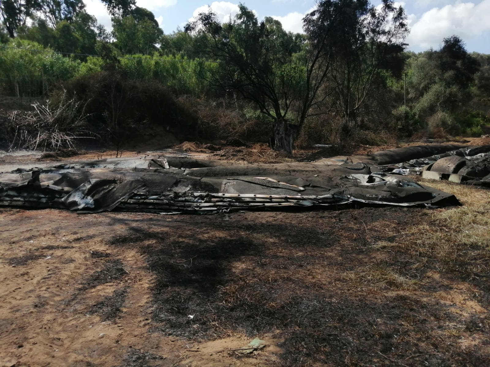Incendio al depuratore di Gioia Tauro: colloquio tra Arpacal e il sindaco Alessio
