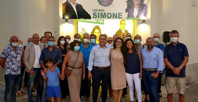 Elezioni a Reggio Calabria, Marcianò apre la sua campagna elettorale