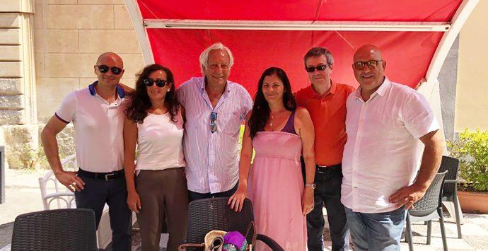 Locride, il presidente Santelli incontra i vertici del Gal