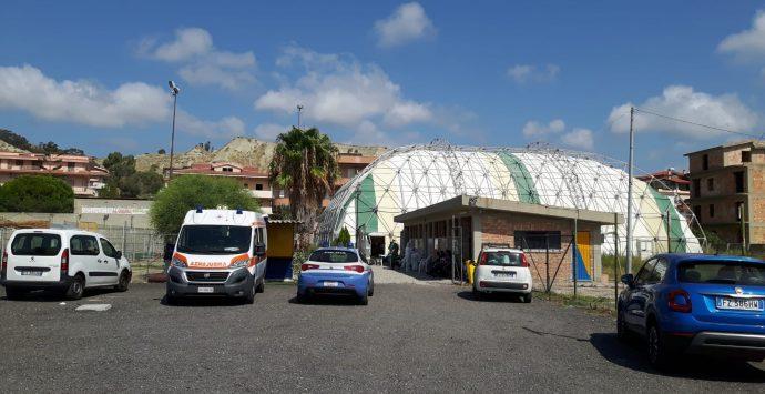 Sbarco a Caulonia, tamponi negativi per tutti i migranti