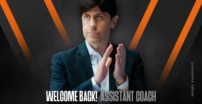 Basket, la Viola annuncia l'assistant coach: sarà Pasquale Motta