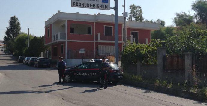 Maltrattamenti in famiglia, disposto l'allontanamento da casa per un 54enne a Roghudi