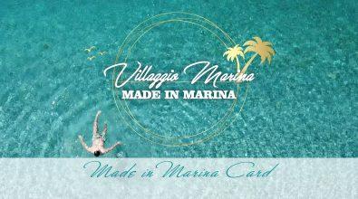 """""""Made in Marina card"""". Così Marina di Gioia Ionica diventa un centro commerciale"""