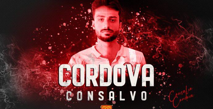 Calcio, Consalvo Cordova è il nuovo difensore dell'Asd San Luca