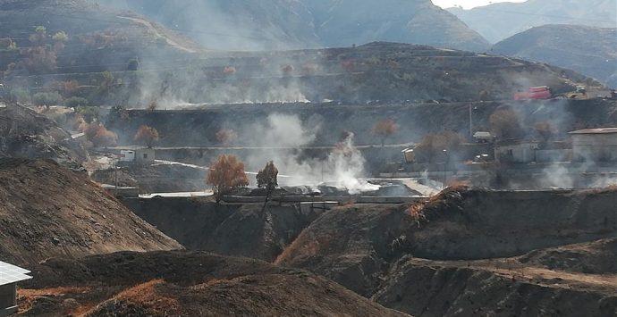 Lazzaro, combustione fanghi depurazione. L'Ancadic richiede l'intervento della Protezione Civile nazionale
