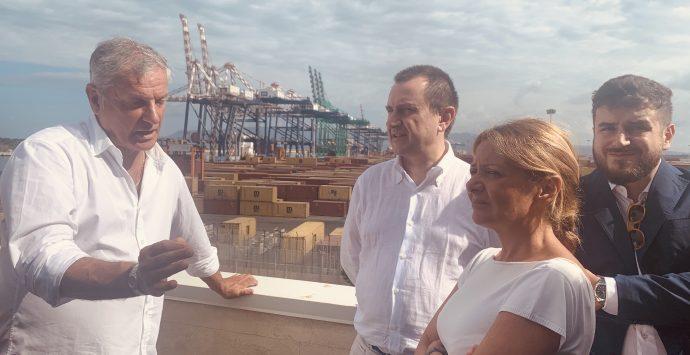 """Porto di Gioia Tauro, """"fuoco amico"""" di Rosato sul Governo: «Autorità commissariata? È un fallimento»"""