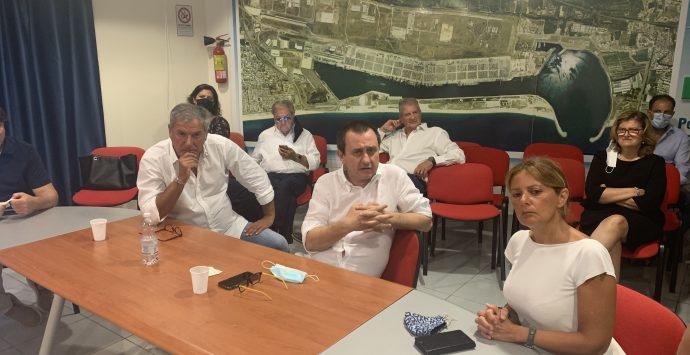 Porto di Gioia Tauro, in vista il vice presidente della Camera dei Deputati Ettore Rosato