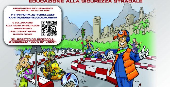 """Reggio Calabria, l'Automobile Club d'Italia organizza """"Karting in Piazza"""""""