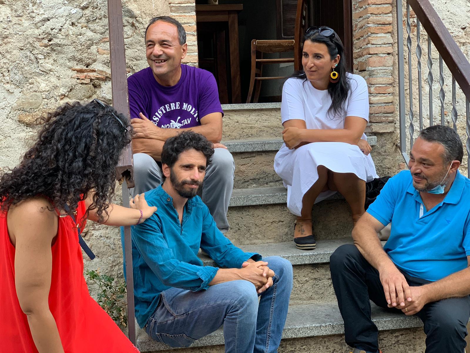 Elezioni comunali, Lucano al fianco di La Strada e Pazzano