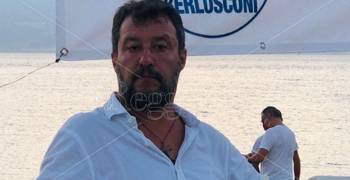 Elezioni regionali, Salvini atteso domani a Rosarno e Gioia Tauro