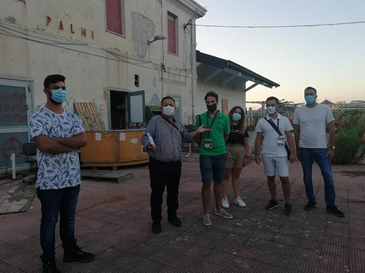Palmi, il Comitato Civico Pro Ferrovie Taurensi incontra il consigliere regionale Anastasi