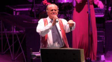 Roccella, ovazione per Renzo Arbore al festival jazz
