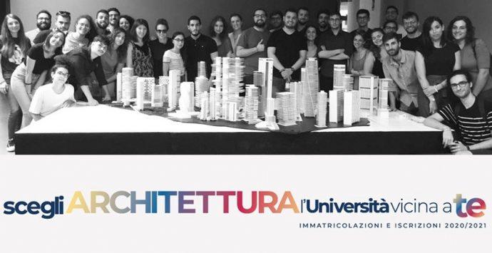 Università Mediterranea, aperte le iscrizioni alla facoltà di Architettura