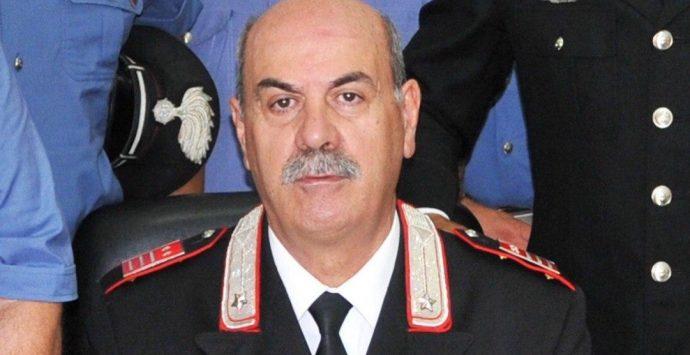 Palmi, il luogotenente Campo va in pensione. Il commiato dell'Arma dei Carabinieri