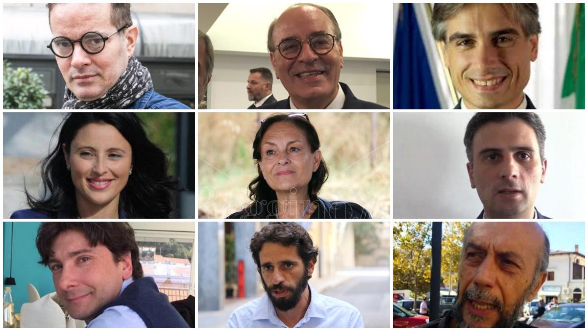 Elezioni comunali Reggio Calabria, le pagelle dei candidati a sindaco: Pazzano e Davi al top. Qualche lieve insufficienza