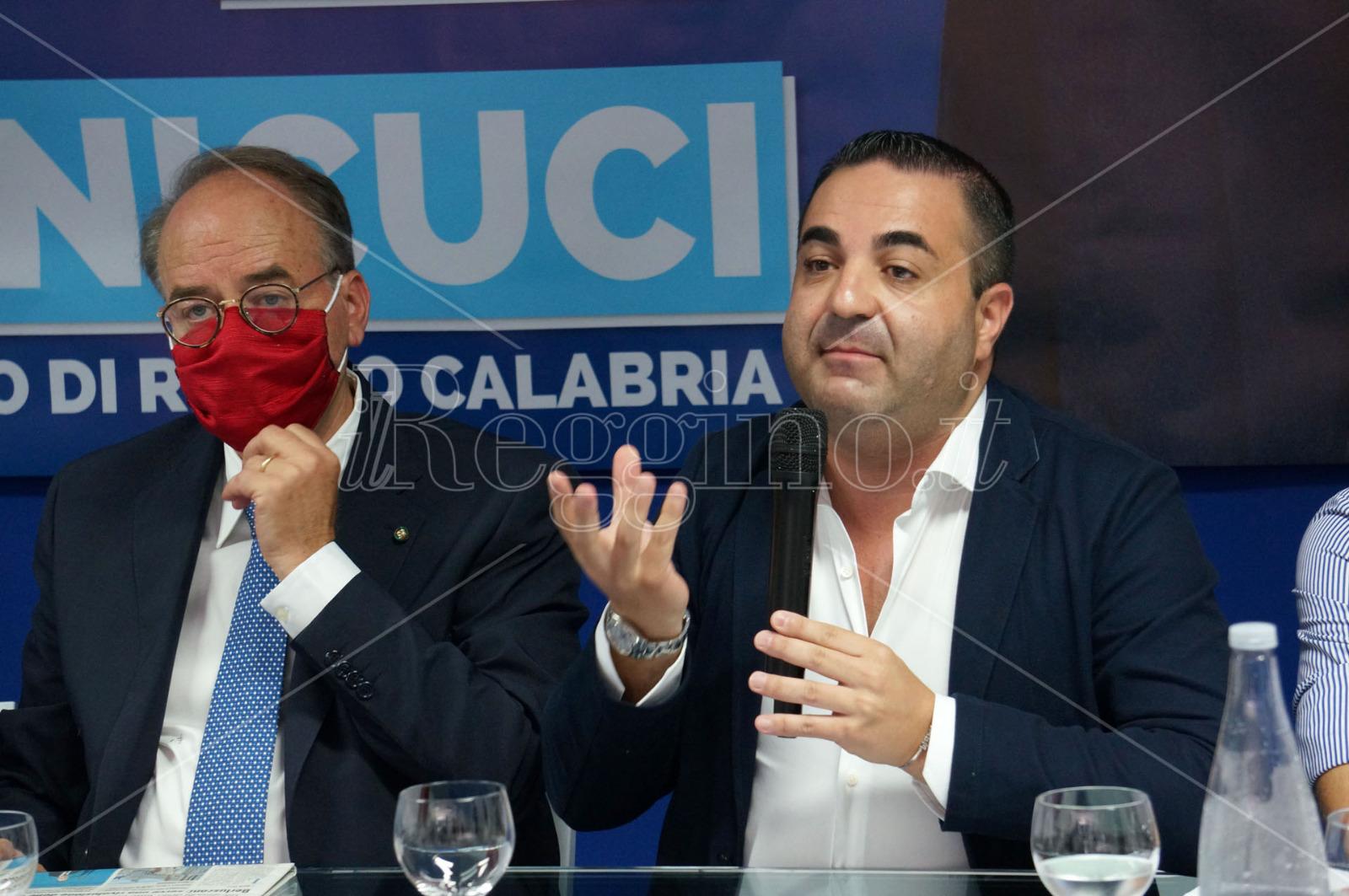 Elezioni Reggio Calabria, Cannizzaro esulta: «Forza Italia primo partito della città»