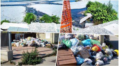 Reggio, Imbalzano (Fi): «Spiaggia Capannina nel degrado assoluto»