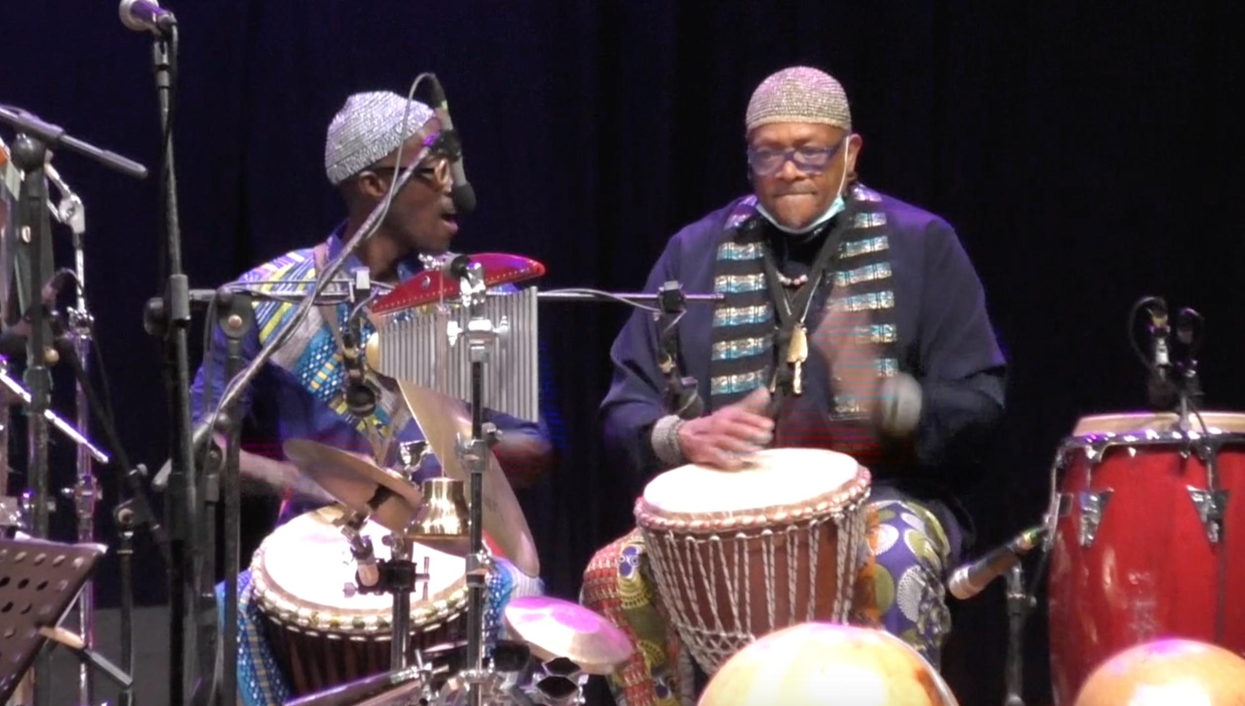 Roccella Jazz, i ritmi afro-americani di Don Moye accendono il festival