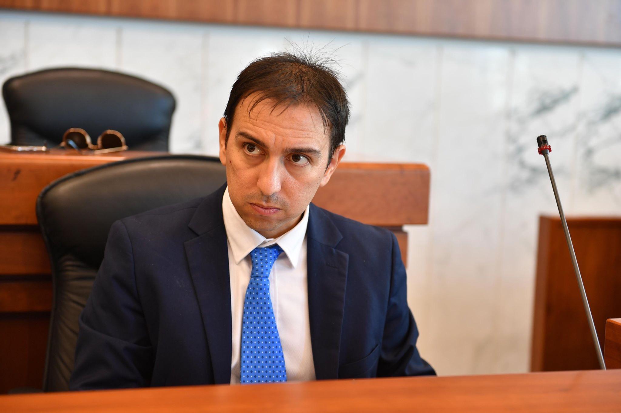 Brogli elettorali, parla Castorina: «Dette tante bugie e ipocrisie. Estraneo ai fatti contestati»