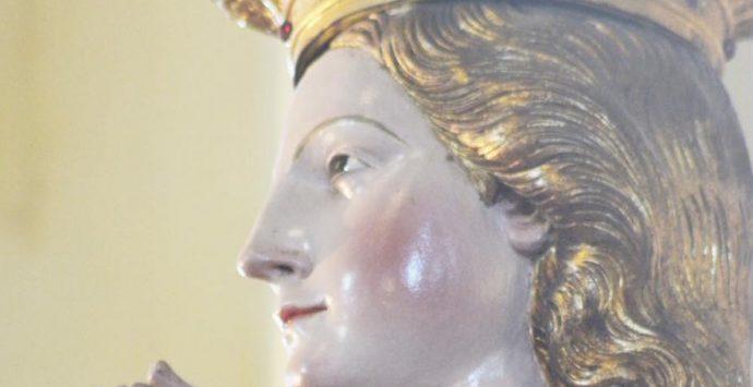 Bovalino, il 29 agosto l'inaugurazione del simulacro settecentesco della Madonna