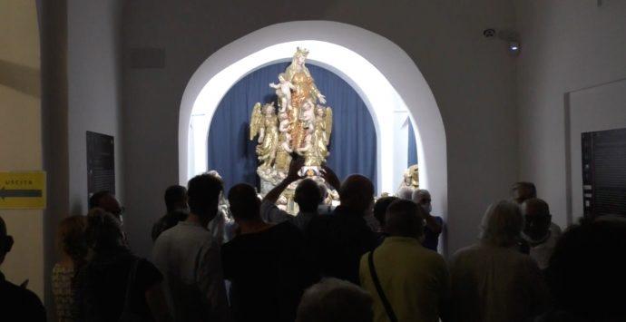 Gerace, ultimato il restyling della Madonna degli angeli musicanti
