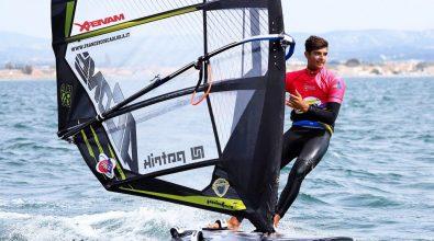 Windsurf, il reggino Francesco Scagliola vince la One Hour Classic Slalom Under 20