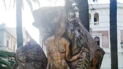 """Reggio Calabria, Calabrò: «Il restauro de """"Le Sirene dello Stretto"""" era previsto da una delibera di Giunta quando Leone era in vita»"""