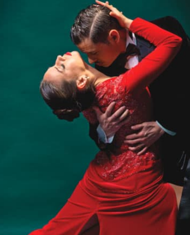 """Palmi si prepara ad una grande notte con """"Tango Rouge Company"""""""