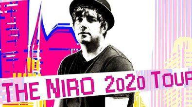 Musica, The Niro chiude la terza edizione del Derive Festival
