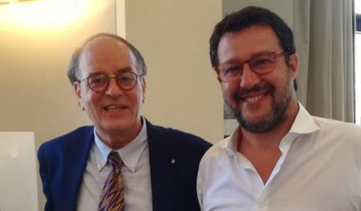 Elezioni Reggio, Salvini dritto per la sua strada: «Minicuci sarà sindaco del cambiamento»
