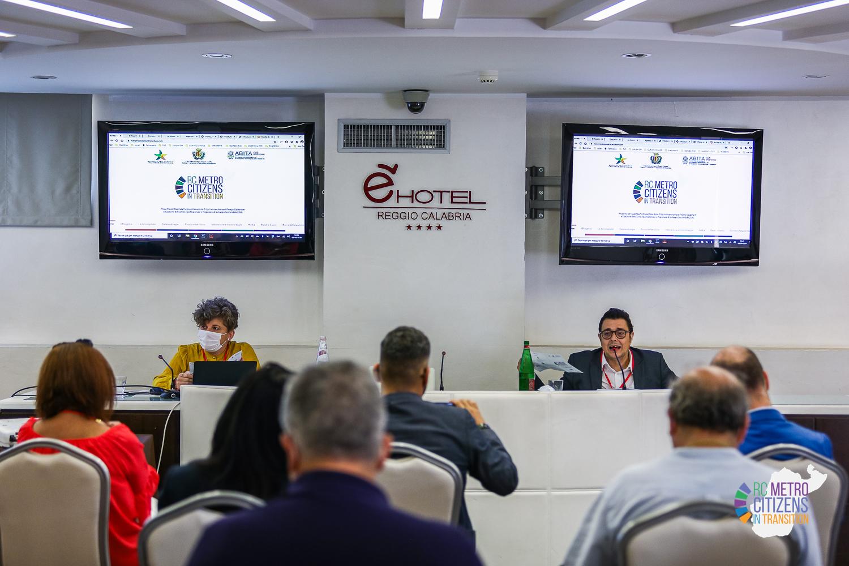 """Reggio Calabria, avvio della fase operativa del """"RCmetro Citizens in Transition"""""""