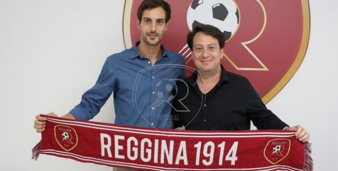 Reggina, il difensore Bertoncini ceduto al Como