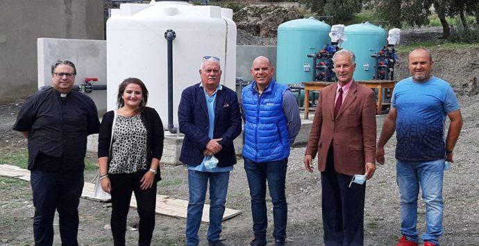 Montebello Jonico, ridotta la concentrazione di arsenico nell'acqua del serbatoio