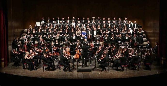 Musica, domani il primo concerto post-lockdown dell'orchestra del Cilea