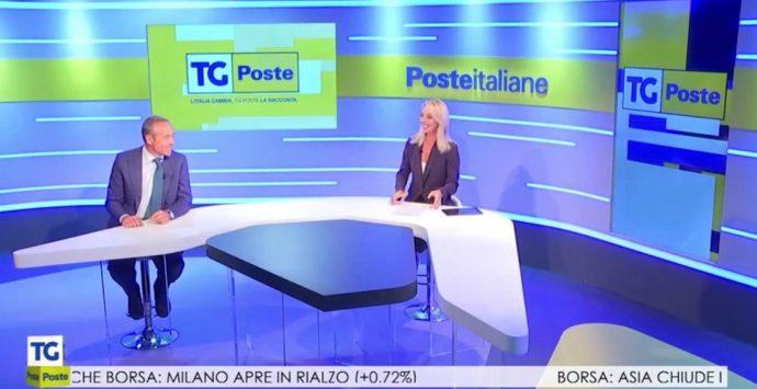 Nuova voce nel mondo dell'informazione: arriva il tg di Poste italiane