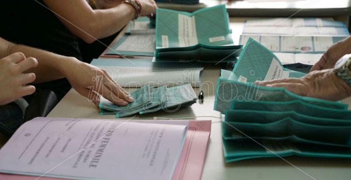Elezioni comunali Reggio Calabria, spoglio interrotto. Intervengono le forze dell'ordine