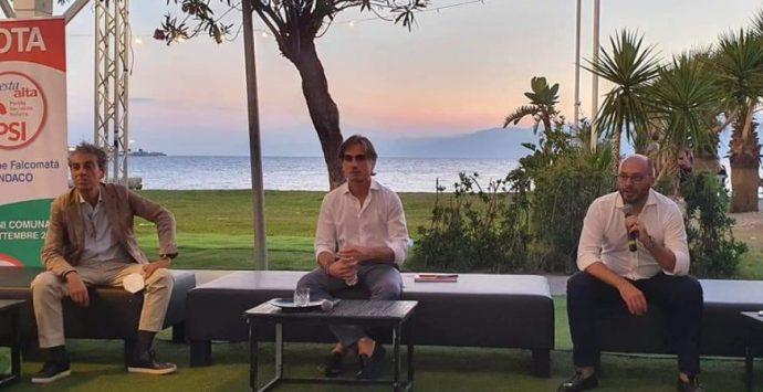 Elezioni Reggio Calabria, A Testa Alta e dal Partito Socialista Italiano a sostegno della riconferma di Falcomatà