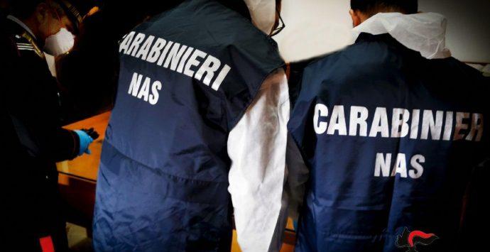 Gravi carenze igieniche, Nas e Asp chiudono un panificio a Reggio Calabria