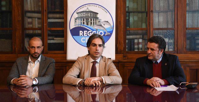 Elezioni comunali a Reggio Calabria, Reggio Civica: «Falcomatà uomo di popolo»