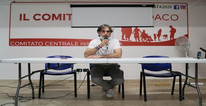 Elezioni comunali Reggio Calabria, Falcomatà: «La città ora dovrà scegliere tra Reggio e la Lega Nord»