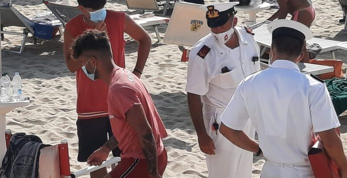 Reggio Calabria, Guardia costiera: il bilancio dell'estate 2020