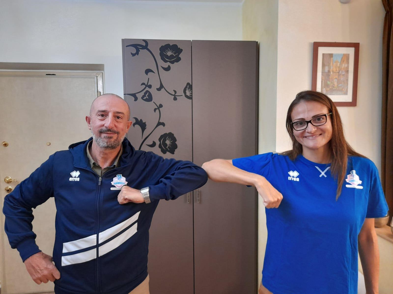 Minivolley, Del Core Volley Academy rilancia il progetto di educazione sportiva con l'allenatore Giovanni Fascì