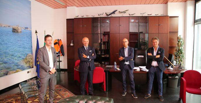 Aereporti Calabria, Unindustria incontra Sacal